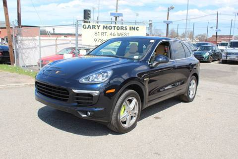 2016 Porsche Cayenne for sale in Lodi, NJ