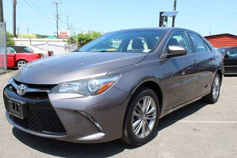 2015 Toyota Camry for sale in Lodi, NJ