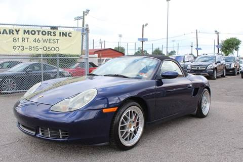 2002 Porsche Boxster for sale in Lodi, NJ