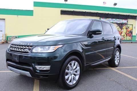 2016 Land Rover Range Rover Sport for sale in Lodi, NJ