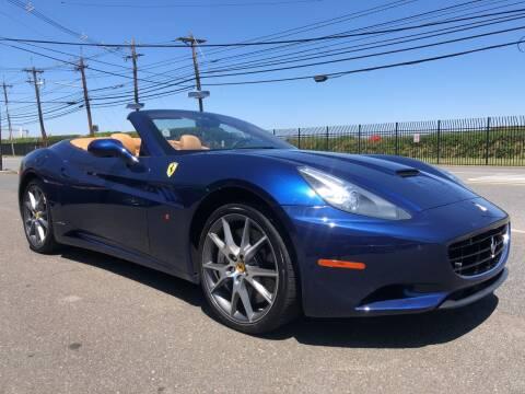 2011 Ferrari California for sale at Vantage Auto Wholesale in Lodi NJ