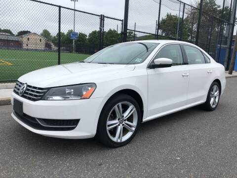 2014 Volkswagen Passat for sale at Vantage Auto Wholesale in Lodi NJ