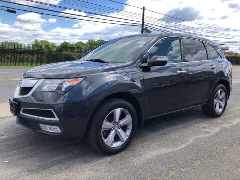 2013 Acura MDX SH-AWD for sale at Vantage Auto Wholesale in Lodi NJ