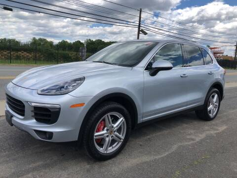 2016 Porsche Cayenne S for sale at Vantage Auto Wholesale in Lodi NJ