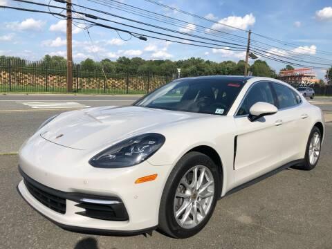 2017 Porsche Panamera for sale at Vantage Auto Wholesale in Lodi NJ