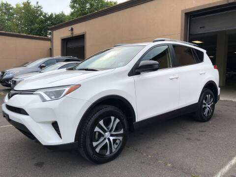 2018 Toyota RAV4 for sale at Vantage Auto Wholesale in Lodi NJ