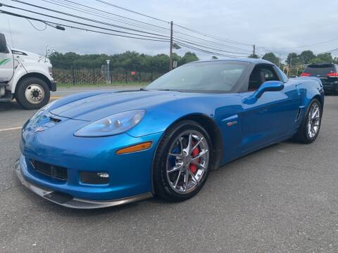 2008 Chevrolet Corvette for sale at Vantage Auto Wholesale in Lodi NJ