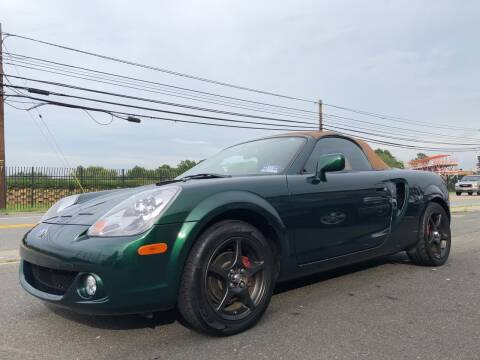 2004 Toyota MR2 Spyder for sale at Vantage Auto Wholesale in Lodi NJ