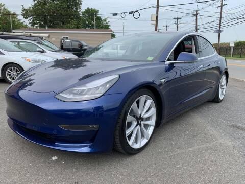 2018 Tesla Model 3 for sale at Vantage Auto Wholesale in Lodi NJ