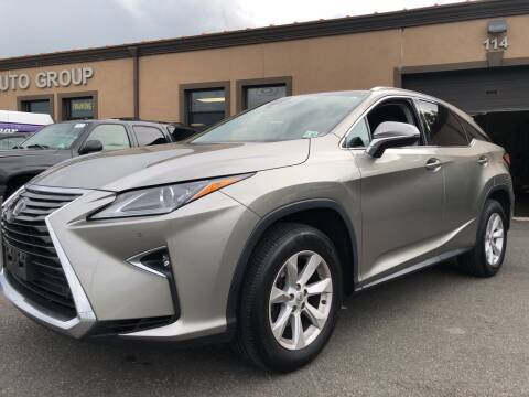 2017 Lexus RX 350 for sale at Vantage Auto Wholesale in Lodi NJ