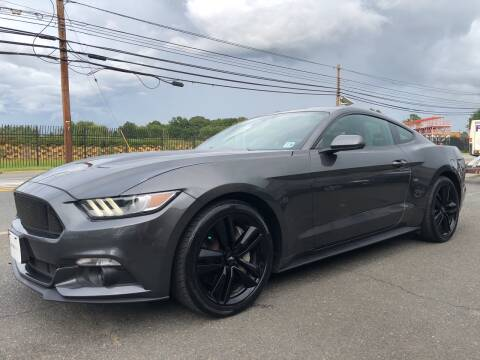 2015 Ford Mustang for sale at Vantage Auto Wholesale in Lodi NJ