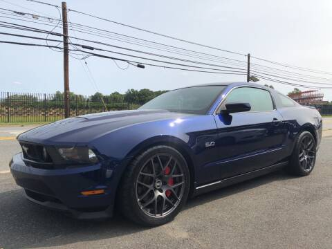 2011 Ford Mustang for sale at Vantage Auto Wholesale in Lodi NJ