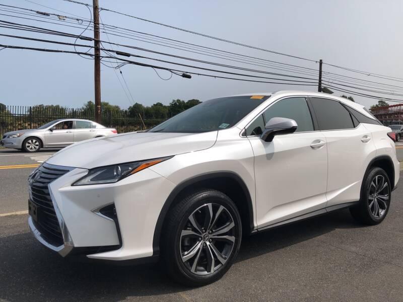 2018 Lexus RX 350 for sale at Vantage Auto Wholesale in Lodi NJ