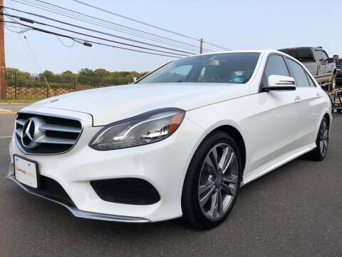 2014 Mercedes-Benz E-Class for sale at Vantage Auto Wholesale in Lodi NJ