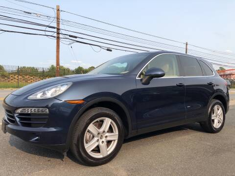 2011 Porsche Cayenne for sale at Vantage Auto Wholesale in Lodi NJ