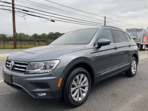 2018 Volkswagen Tiguan for sale at Vantage Auto Wholesale in Lodi NJ