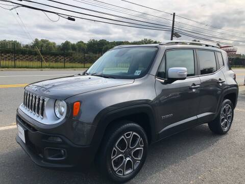2017 Jeep Renegade for sale at Vantage Auto Wholesale in Lodi NJ