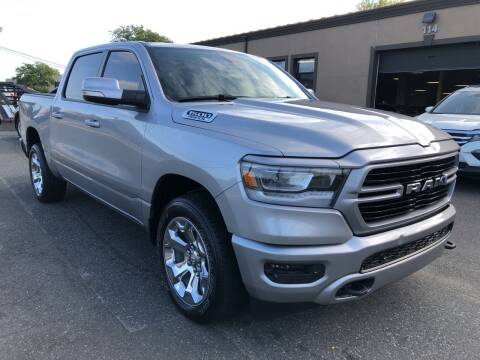2019 RAM Ram Pickup 1500 for sale at Vantage Auto Wholesale in Lodi NJ