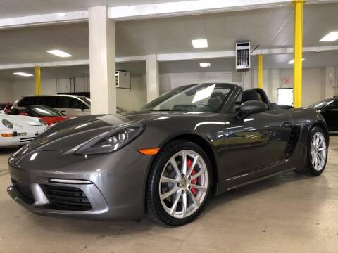2017 Porsche 718 Boxster for sale at Vantage Auto Wholesale in Lodi NJ
