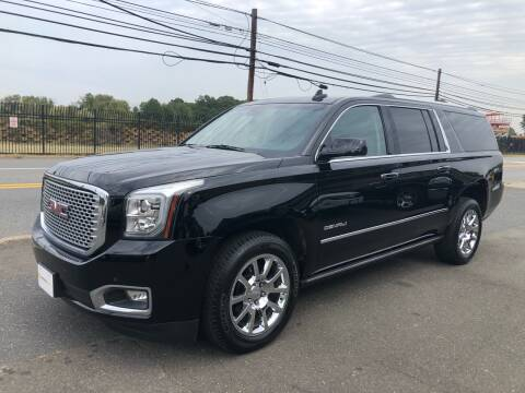 2016 GMC Yukon XL for sale at Vantage Auto Wholesale in Lodi NJ