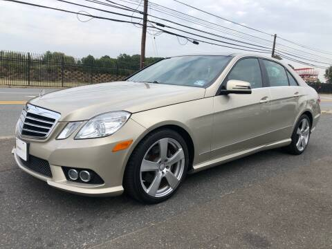 2010 Mercedes-Benz E-Class for sale at Vantage Auto Wholesale in Lodi NJ