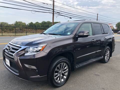 2016 Lexus GX 460 for sale at Vantage Auto Wholesale in Lodi NJ