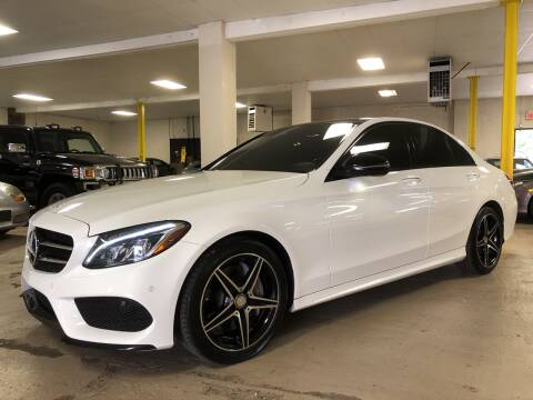 2016 Mercedes-Benz C-Class for sale at Vantage Auto Wholesale in Lodi NJ