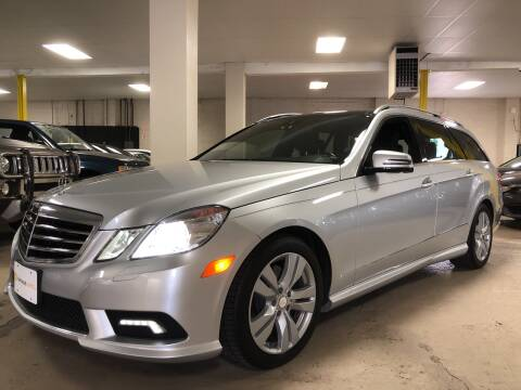 2011 Mercedes-Benz E-Class for sale at Vantage Auto Wholesale in Lodi NJ