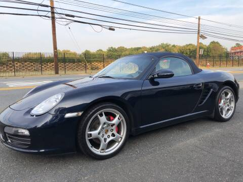 2005 Porsche Boxster for sale at Vantage Auto Wholesale in Lodi NJ