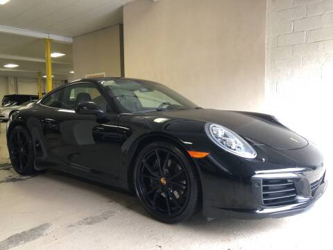 2017 Porsche 911 for sale at Vantage Auto Wholesale in Lodi NJ