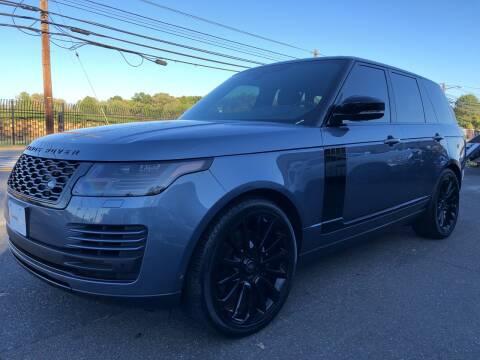 2020 Land Rover Range Rover for sale at Vantage Auto Wholesale in Lodi NJ