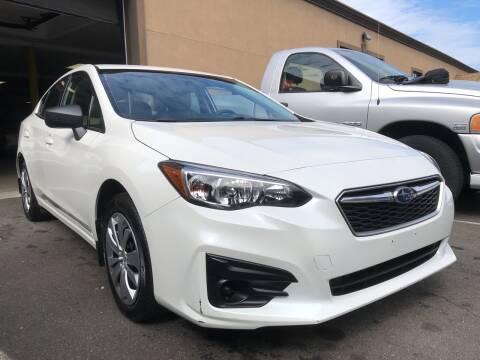 2019 Subaru Impreza for sale at Vantage Auto Wholesale in Lodi NJ