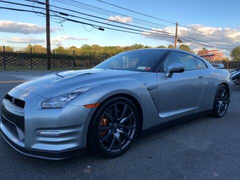 2013 Nissan GT-R for sale at Vantage Auto Wholesale in Lodi NJ