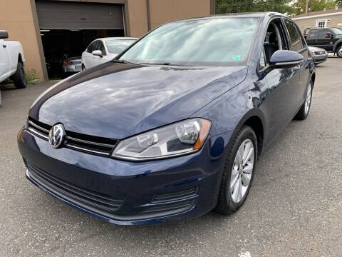 2015 Volkswagen Golf for sale at Vantage Auto Wholesale in Lodi NJ