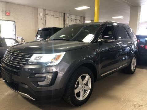2016 Ford Explorer for sale at Vantage Auto Wholesale in Lodi NJ