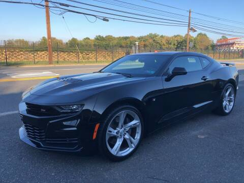 2019 Chevrolet Camaro for sale at Vantage Auto Wholesale in Lodi NJ