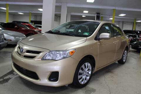 2012 Toyota Corolla for sale at Vantage Auto Wholesale in Lodi NJ
