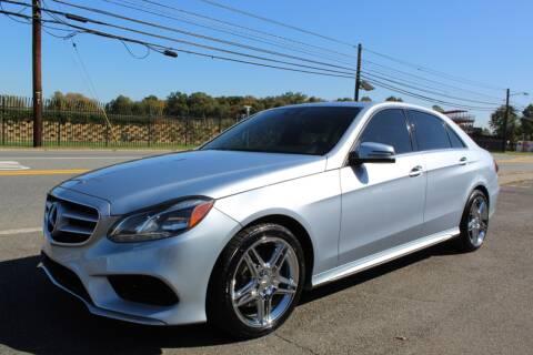 2014 Mercedes-Benz E-Class for sale at Vantage Auto Wholesale in Lodi NJ