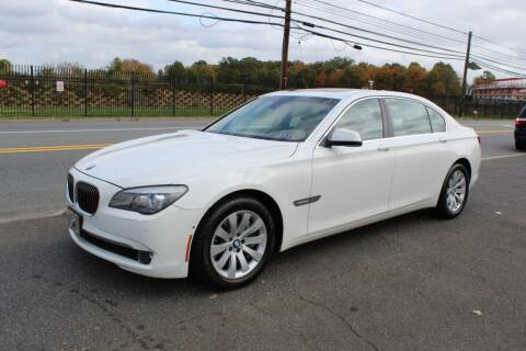 2009 BMW 7 Series for sale at Vantage Auto Wholesale in Lodi NJ