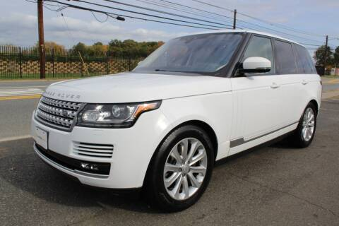 2017 Land Rover Range Rover for sale at Vantage Auto Wholesale in Lodi NJ