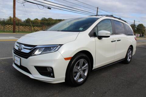 2018 Honda Odyssey for sale at Vantage Auto Wholesale in Lodi NJ
