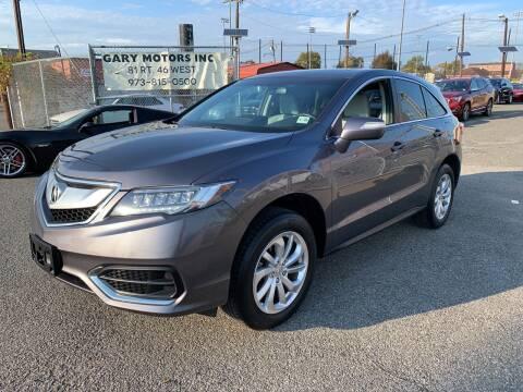2018 Acura RDX for sale at Vantage Auto Wholesale in Lodi NJ