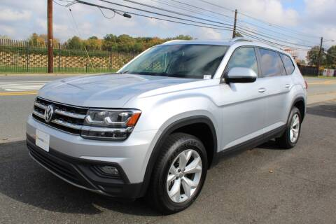 2018 Volkswagen Atlas for sale at Vantage Auto Wholesale in Lodi NJ