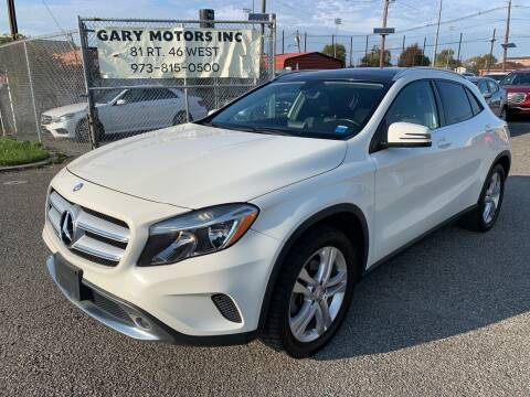 2015 Mercedes-Benz GLA for sale at Vantage Auto Wholesale in Lodi NJ