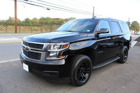 2017 Chevrolet Tahoe for sale at Vantage Auto Wholesale in Lodi NJ