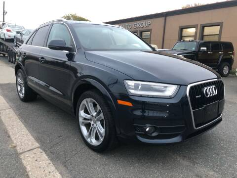 2015 Audi Q3 for sale at Vantage Auto Wholesale in Lodi NJ