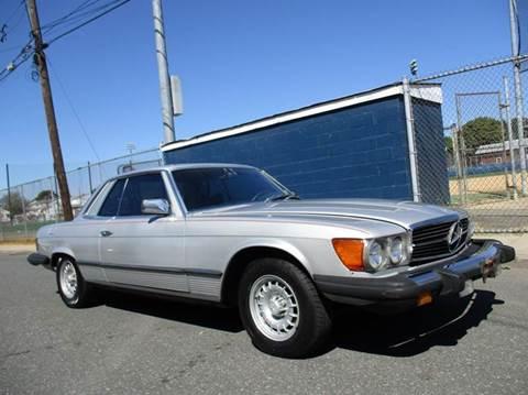 1978 Mercedes-Benz 450-Class