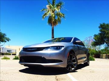 2015 Chrysler 200 for sale in Phoenix, AZ