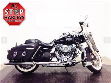 2011 Harley-Davidson Road King for sale in Peoria, AZ
