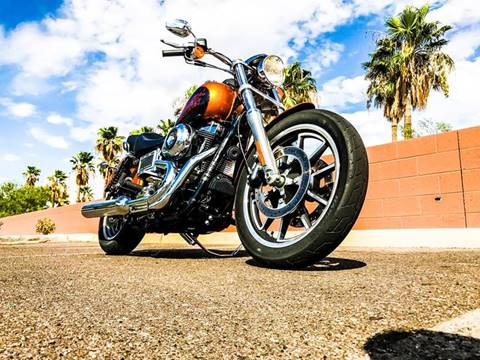 2014 Harley-Davidson Dyna Low Rider for sale at #1 Stop Harleys in Peoria AZ